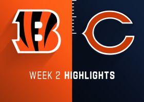 Bengals vs. Bears highlights | Week 2