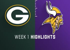 Packers vs. Vikings highlights | Week 1