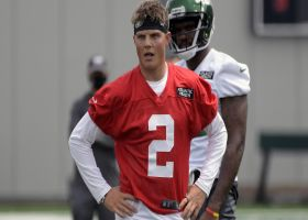 Garafolo: Why Zach Wilson hasn't signed rookie contract with Jets yet