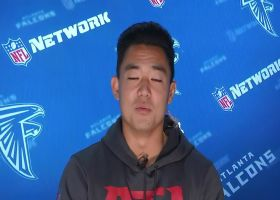 Younghoe Koo shares mindset and goals heading into '21 season