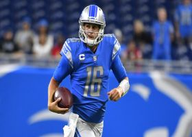 Jared Goff's best throws from 338-yard Lions debut | Week 1