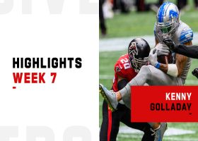 Kenny Golladay's best catches from 114-yard game | Week 7
