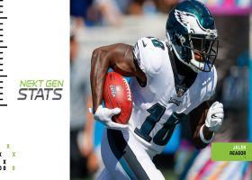 Top 5 fastest ball carriers from Week 5 | Next Gen Stats
