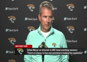 Urban Meyer dismisses USC HC rumors: 'There's no chance'