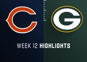 Bears vs. Packers highlights | Week 12