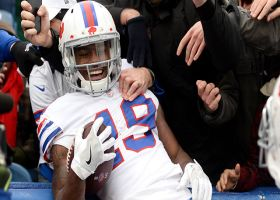 Bills use epic play-fake to set up McKenzie TD