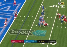 Okafor drops Stafford for HUGE sack on 3rd-and-goal