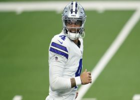 Jerry Jones: Injury does not affect our commitment to Dak Prescott