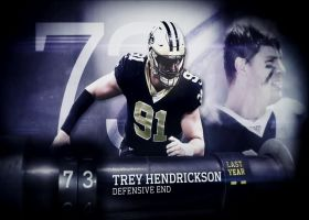 'Top 100 Players of 2021': Trey Hendrickson   No. 73