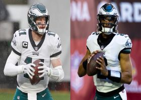 Wentz vs. Hurts: Which QB would you rather have for next three years?