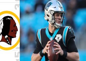 Mooch: If season started in two weeks, Kyle Allen would be Redskins' starter