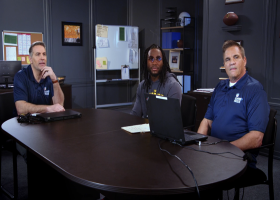 Game Pass Film Session: How Jaylon Smith uses triangle vision vs. the run