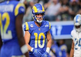 Cooper Kupp gives Rams lead on short TD catch