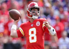How Chiefs rallied around Matt Moore after Mahomes' mid-season injury