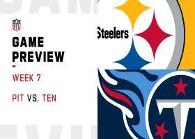 Steelers vs. Titans preview | Week 7