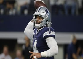 Chahouri: Dak had NFL's third-highest PFF WAR in 2019