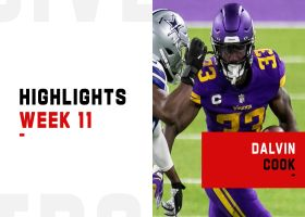 Dalvin Cook's best plays from 164-yard game | Week 11