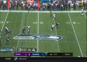 Russell Wilson buys time to hit Malik Turner for big third-down pickup