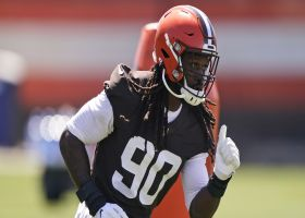 Kinkhabwala: Clowney 'looks better' than he has the past 5-6 years
