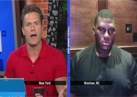 Derrick Brown shares Matt Rhule's mindset heading into 2021 season