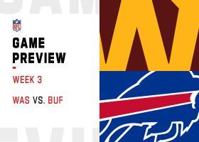 Washington vs. Bills preview | Week 3