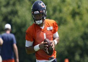 Dales: Fields described as 'unrelenting workhorse' training this offseason