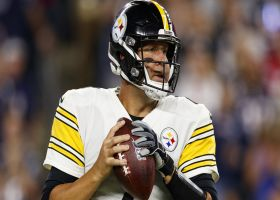 Brooks: Steelers 'primed and ready' for SB run with healthy Big Ben