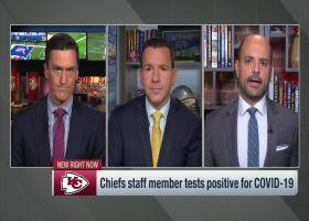 Rapoport, Garafolo: Chiefs, Texans, Colts in 'stricter' COVID-19 protocols in Week 9