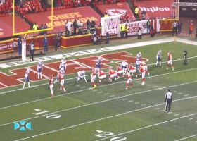 True View: Chiefs offense rolls on against Buffalo | AFC Championship Game