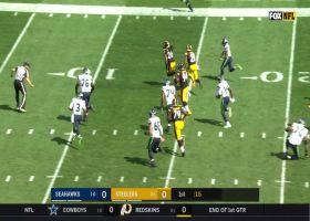 T.J. Watt forces huge turnover for Steelers' defense