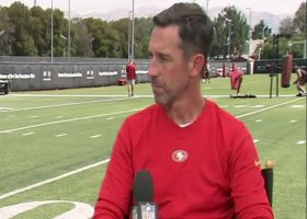Shanahan: 'Right now the plan is for Jimmy to start Week 1'
