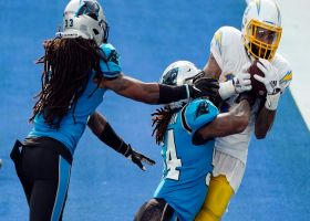 Can't-Miss Play: Herbert rips frozen-rope TD to Keenan Allen in tight coverage