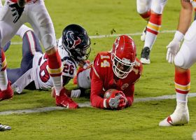 Chiefs draw up sleek screen play to Watkins for quick TD