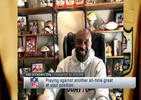 Jerry Rice joins 'Hall of Famers Only' to break down Brady vs. Brees