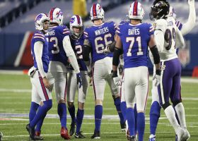 Tyler Bass booms 51-yard FG to cap Bills' opening drive