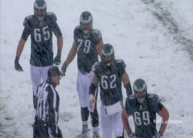 NFL at Home: Lane Johnson describes the 2013 snow game vs. Lions