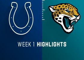 Colts vs Jaguars highlights | Week 1