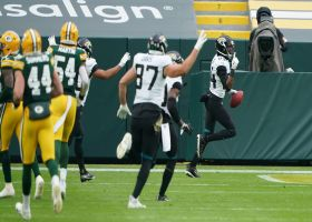 Can't-Miss Play: Keelan Cole jukes punter on 91-YARD TD return