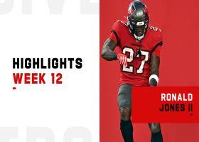 Ronald Jones II's biggest plays vs. the Chiefs | Week 12