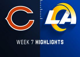 Bears vs. Rams highlights | Week 7