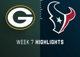 Packers vs. Texans highlights | Week 7