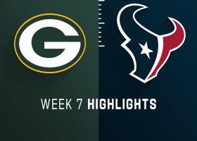 Packers vs. Texans highlights | Week 7