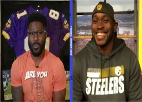 Vince Williams on Big Ben: 'He's prepared to take this team all the way'