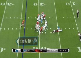 Lions vs. Browns highlights | Preseason Week 4