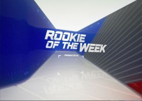 Pepsi Zero Sugar Rookie of the Week nominees | Week 7