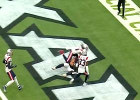 Auclair's first NFL TD is a twisting spectacle