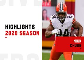 Nick Chubb and Kareem Hunt highlights | 2020 season