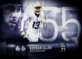 'Top 100 Players of 2021': Keenan Allen | No. 55