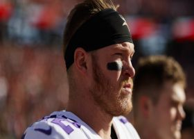 Rapoport: Look for Kyle Rudolph to get signed 'pretty quickly' on FA market