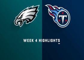 Eagles vs. Titans highlights | Week 4